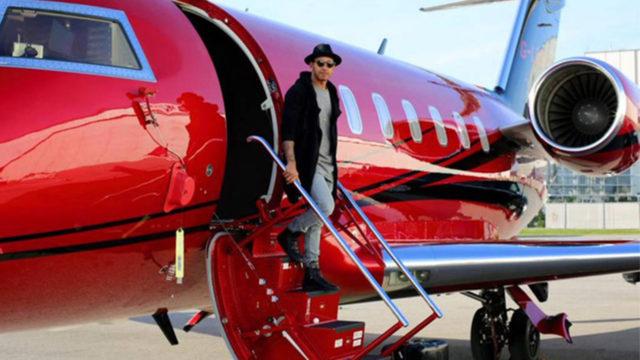 Beside Sport - Ces sportifs qui possèdent un jet privé -