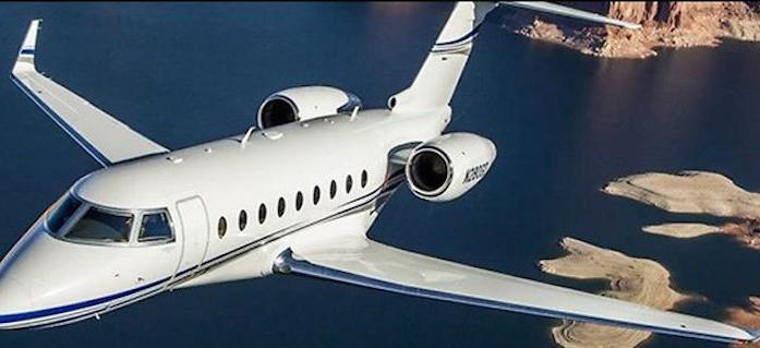Beside Sport - Ces sportifs qui possèdent un jet privé -  -