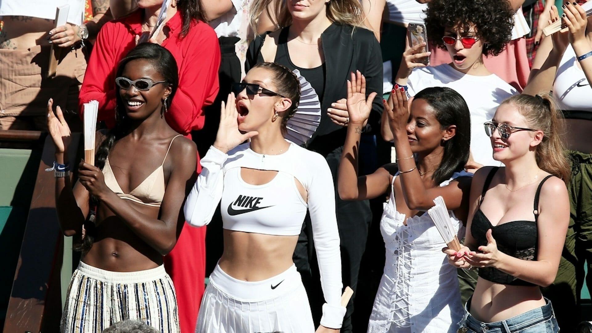 Visiteurs de Roland-Garros, habillez-vous!