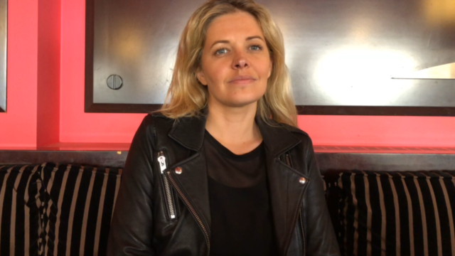 Beside Sport - Carine Galli « Hors Antenne » -