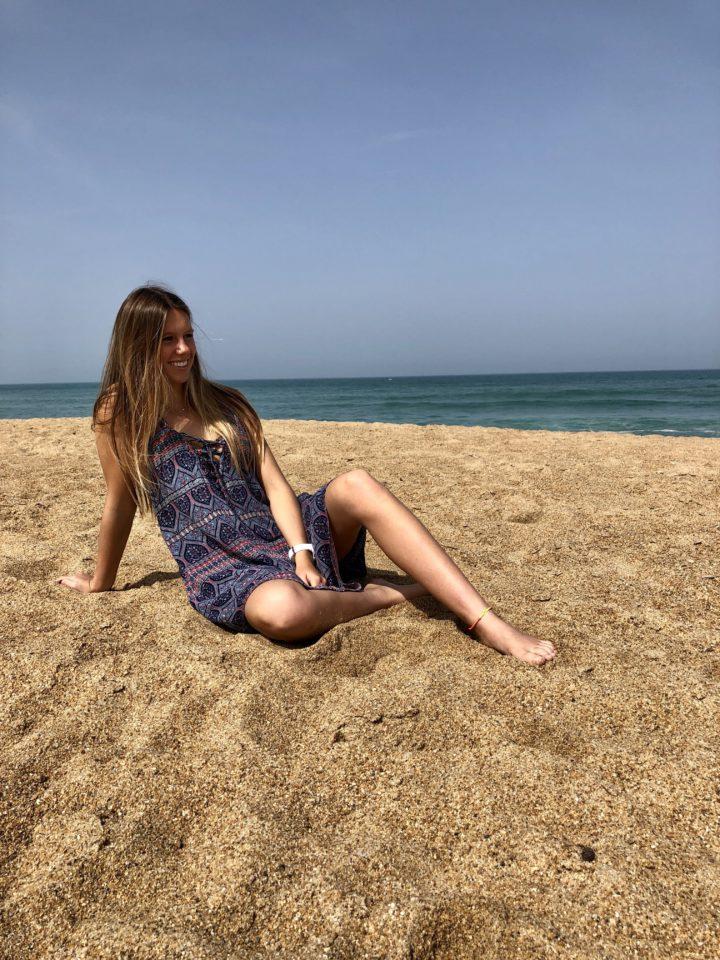 Beside Sport - Découvrez notre BESIDE GIRL: Zoé Grospiron - A 18 ans, Zoé pense déjà à demain -