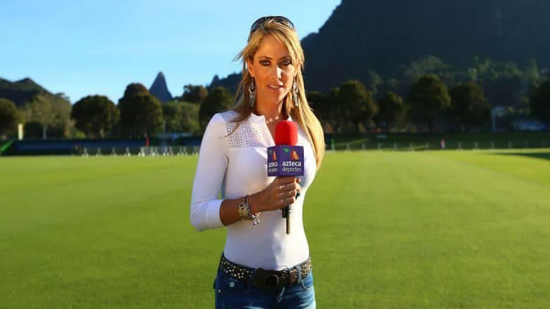 Inès Sainz, la journaliste qui met le Brésil en émoi