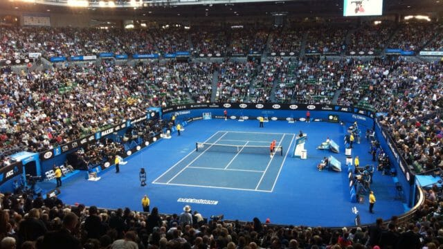 Beside Sport - D'où viennent les 15/30/40 ou encore «Deuce» pour compter les points au tennis? -