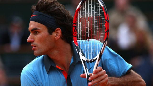 La carrière de Federer en 10 raquettes