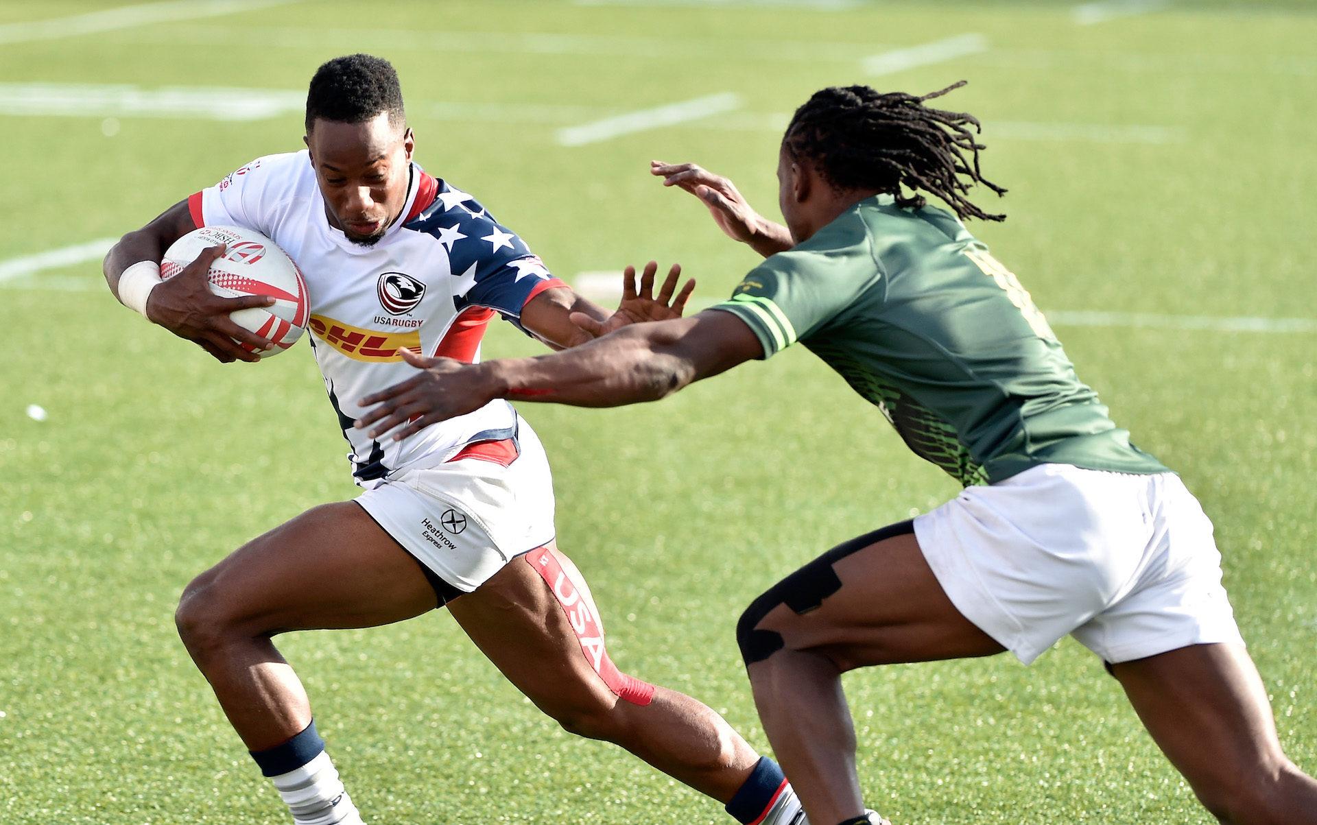 Connaissez-vous le joueur de rugby le plus rapide?