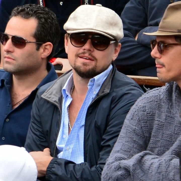 Beside Sport - Visiteurs de Roland-Garros, habillez-vous! - Leonardo Di Caprio de passage Porte d'Auteuil -