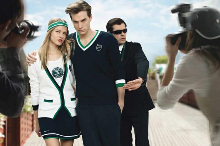 Beside Sport - Visiteurs de Roland-Garros, habillez-vous! - Le look preppy par excellence -