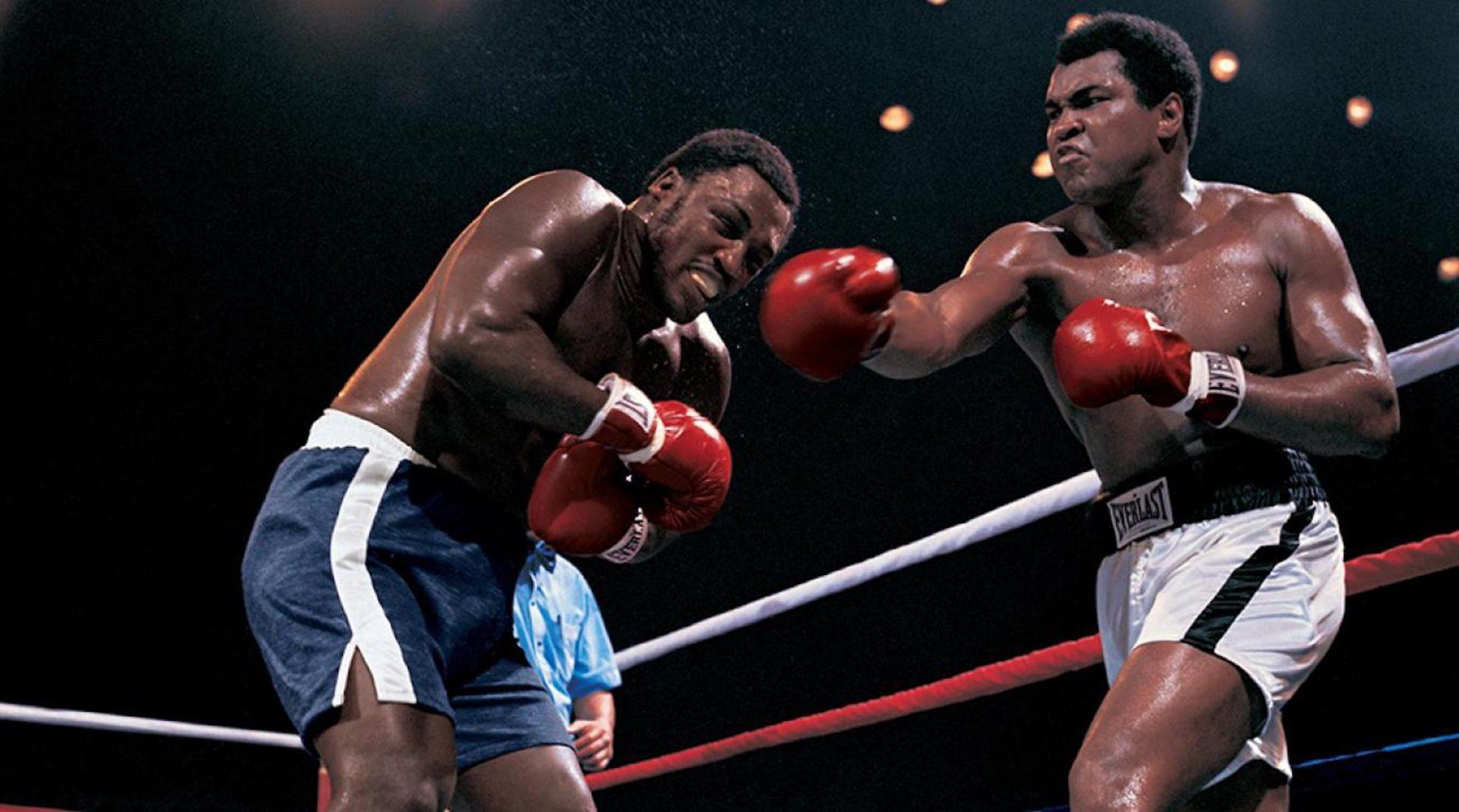 Les 5 plus grands combats de boxe de l'histoire