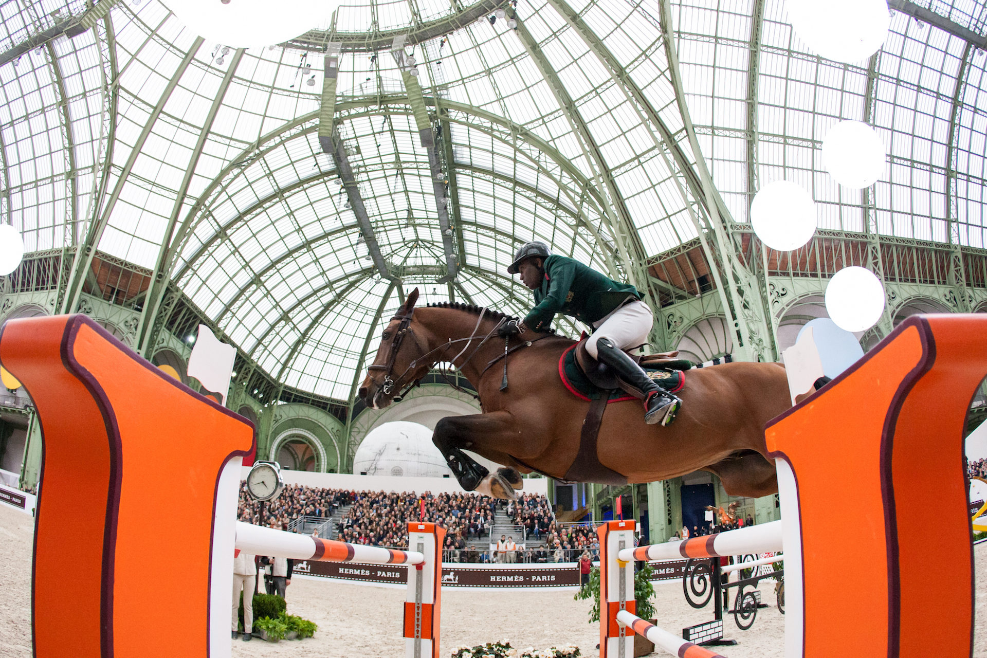 Les marques de luxe et l'équitation: un duo qui va au triple galop