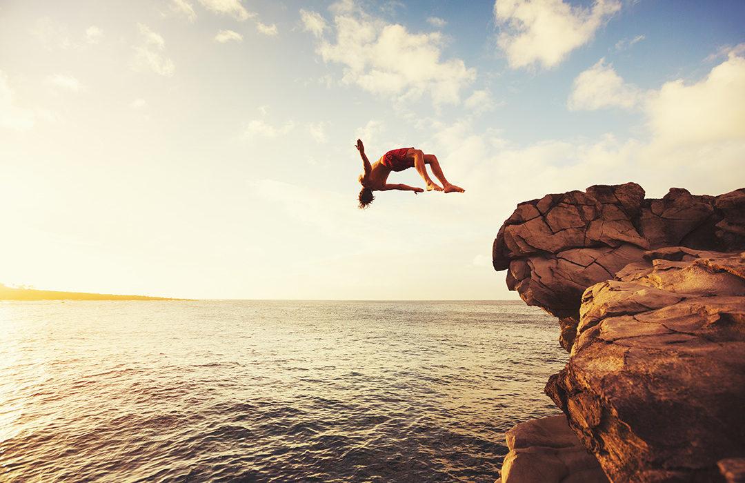 Beside Sport - Les 5 spots de plongeon les plus dangereux au monde -  -