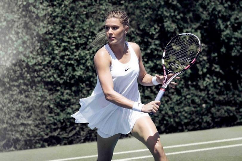 Beside Sport - Génie Bouchard, nouvelle Anna Kournikova? - La glamour canadienne -