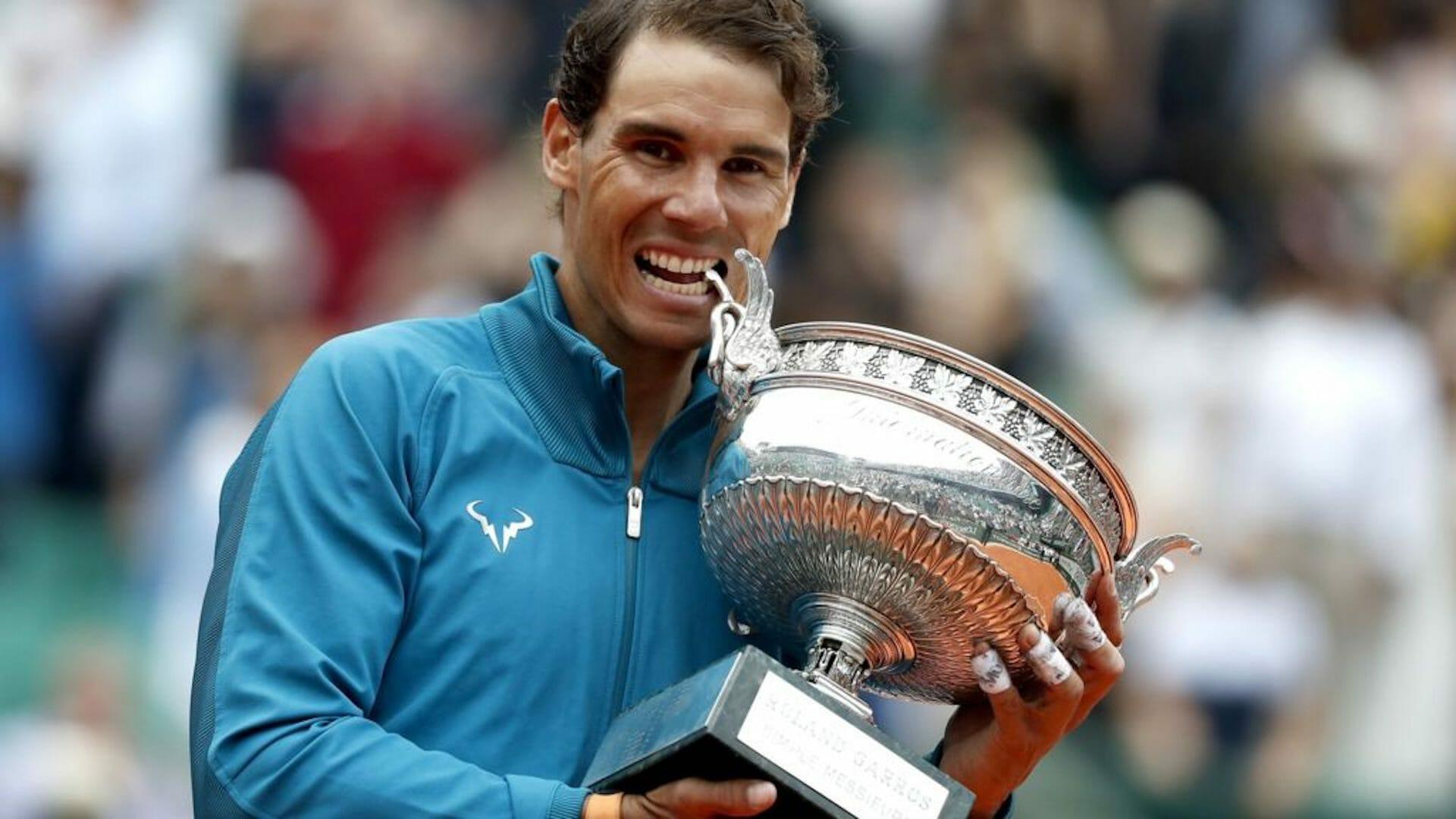 Top 10 des plus gros «prize money» du tennis masculin