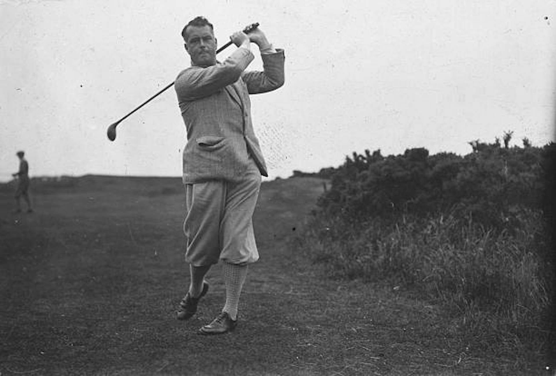 Cyril Tolley, seul amateur vainqueur de l'Open de France