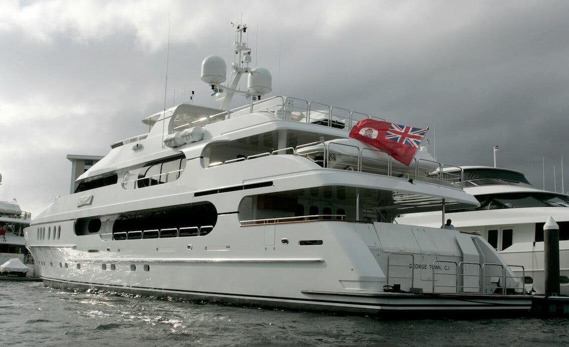 Beside Sport - Ces sportifs qui possèdent un yacht - Le golfeur ose carrément l'appeler