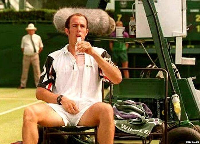 Beside Sport - Ces amendes insolites vues au tennis -  -
