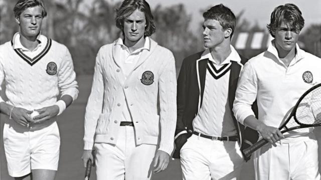 Beside Sport - Peut-on jouer au tennis en Ralph Lauren? -