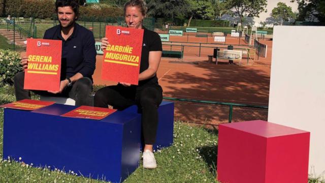 Beside Sport vous présente son «Concours du Style» des tennismen et tenniswomen