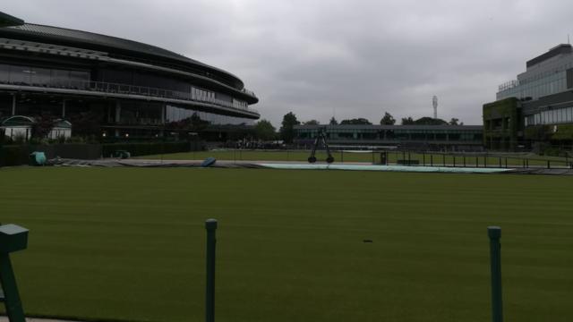 Beside Sport - Découvrez Wimbledon avant le tournoi -