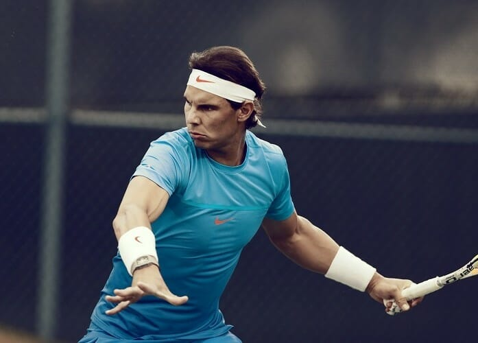 Beside Sport - Ces sportifs qui pourraient, eux-aussi, signer un contrat à vie - 11 Roland-Garros, 17 Grand Chelem, que dire de plus? -