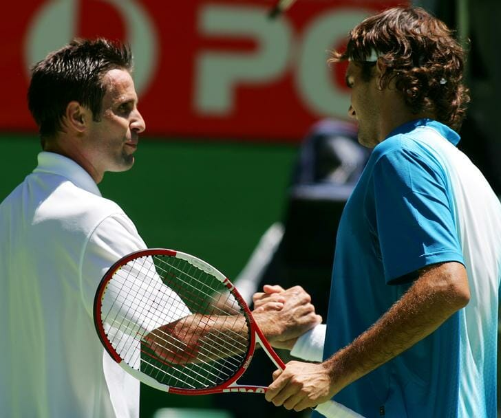 Beside Sport - Ces joueurs français qui ont réussi à battre Federer -  -