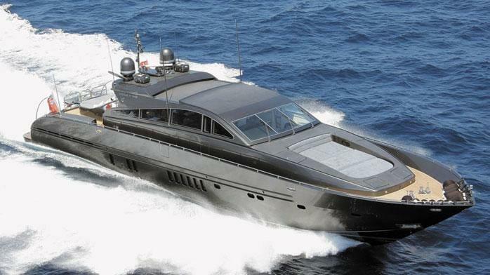 Beside Sport - Ces sportifs qui possèdent un yacht - CR7 le loue pour les vacances au prix de 45000 euros la semaine -