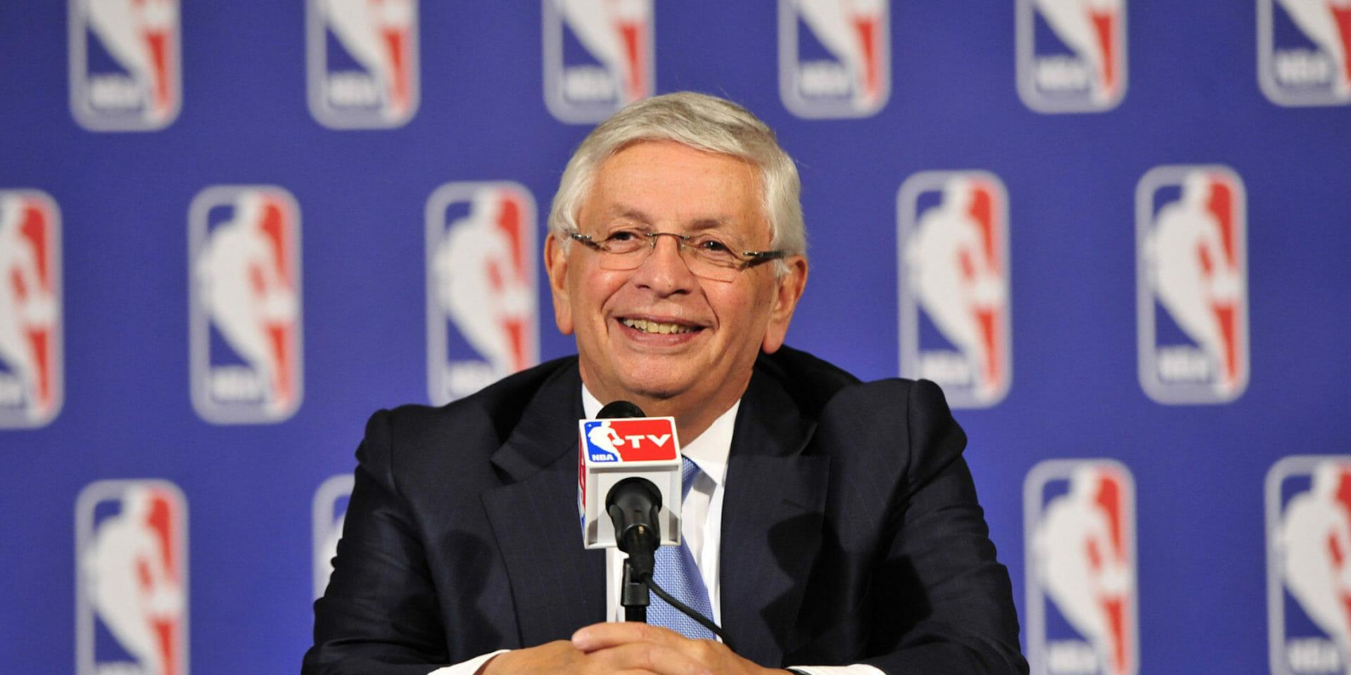 Retour sur les 5 commissaires de l'histoire de la NBA
