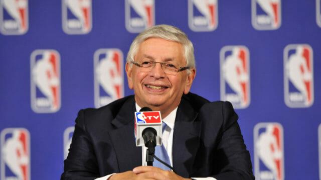 Beside Sport - Retour sur les 5 commissaires de l'histoire de la NBA -