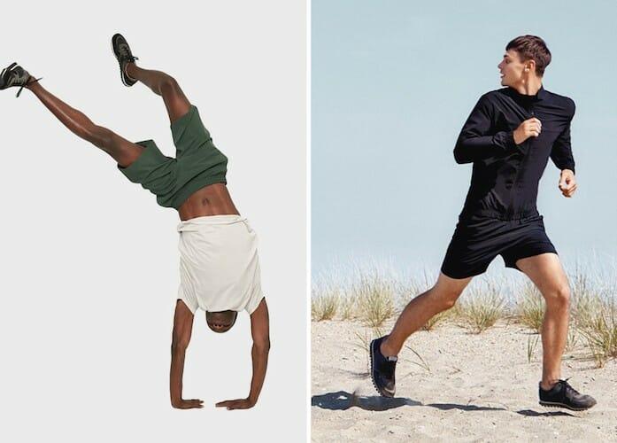 Beside Sport - Focus sur 12 équipementiers sportifs que les hommes doivent connaître -  -