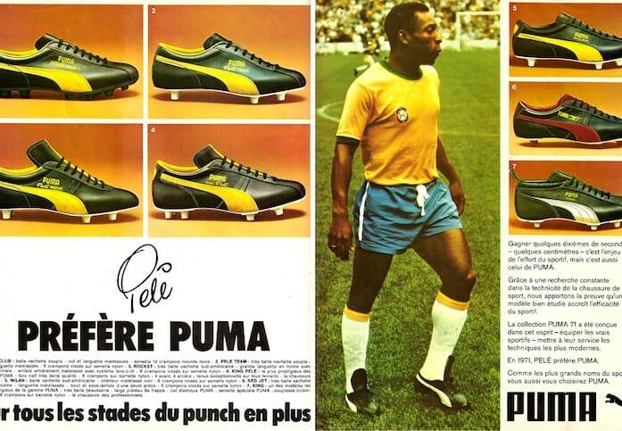 Beside Sport - Les gros coups de sponsoring réussis par Puma -  -