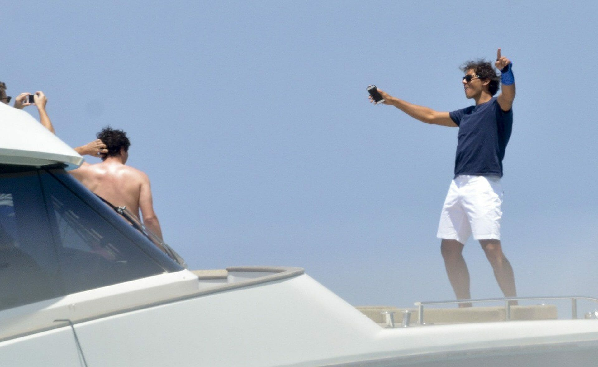 Ces sportifs qui possèdent un yacht