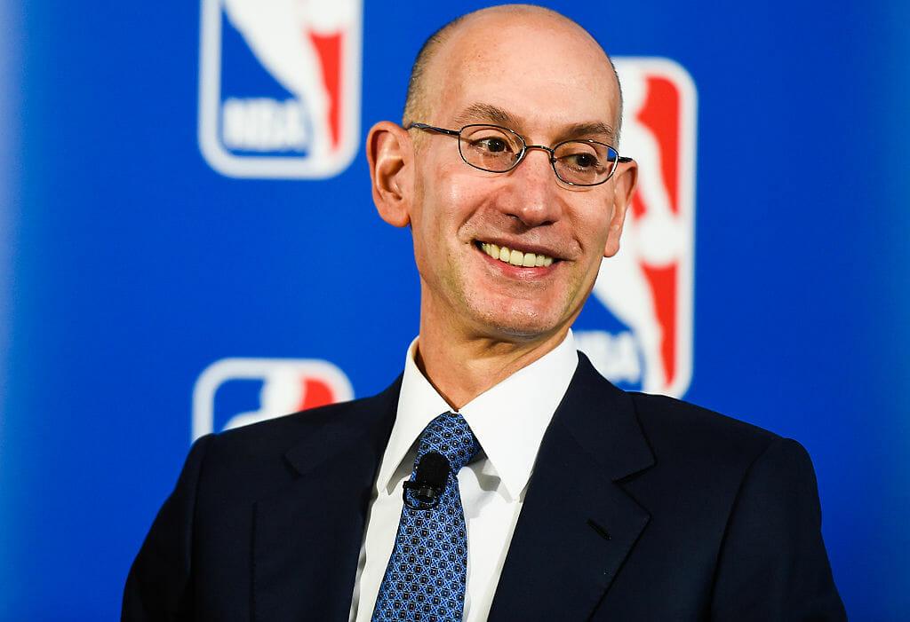 Beside Sport - Retour sur les 5 commissaires de l'histoire de la NBA -  -
