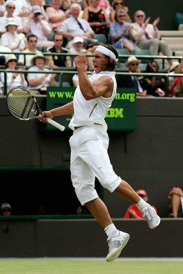 Beside Sport - Les pires tenues vues à Wimbledon -  -