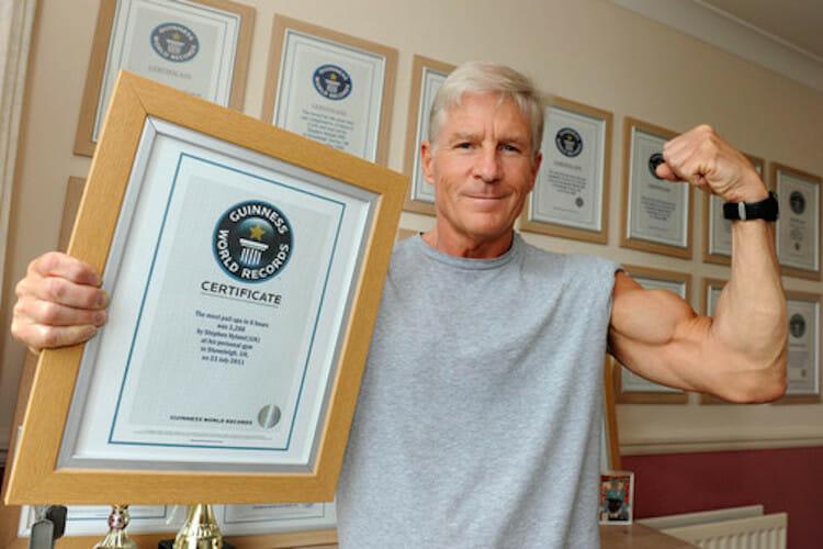 Beside Sport - Ces records du monde de fitness complètement dingues -  -