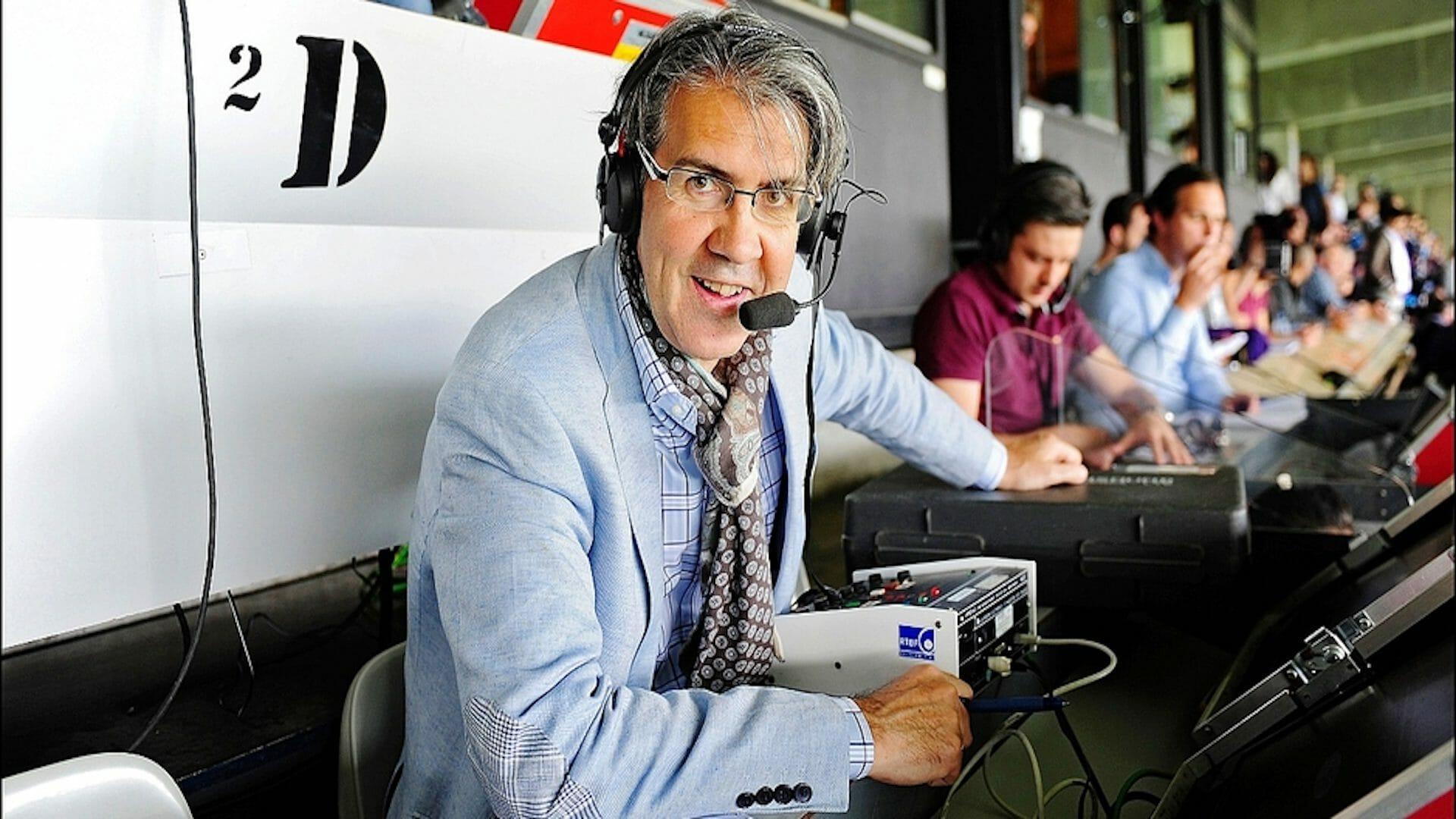 Rodrigo Beenkens, le commentateur belge plus chauvin qu'un «frouze»