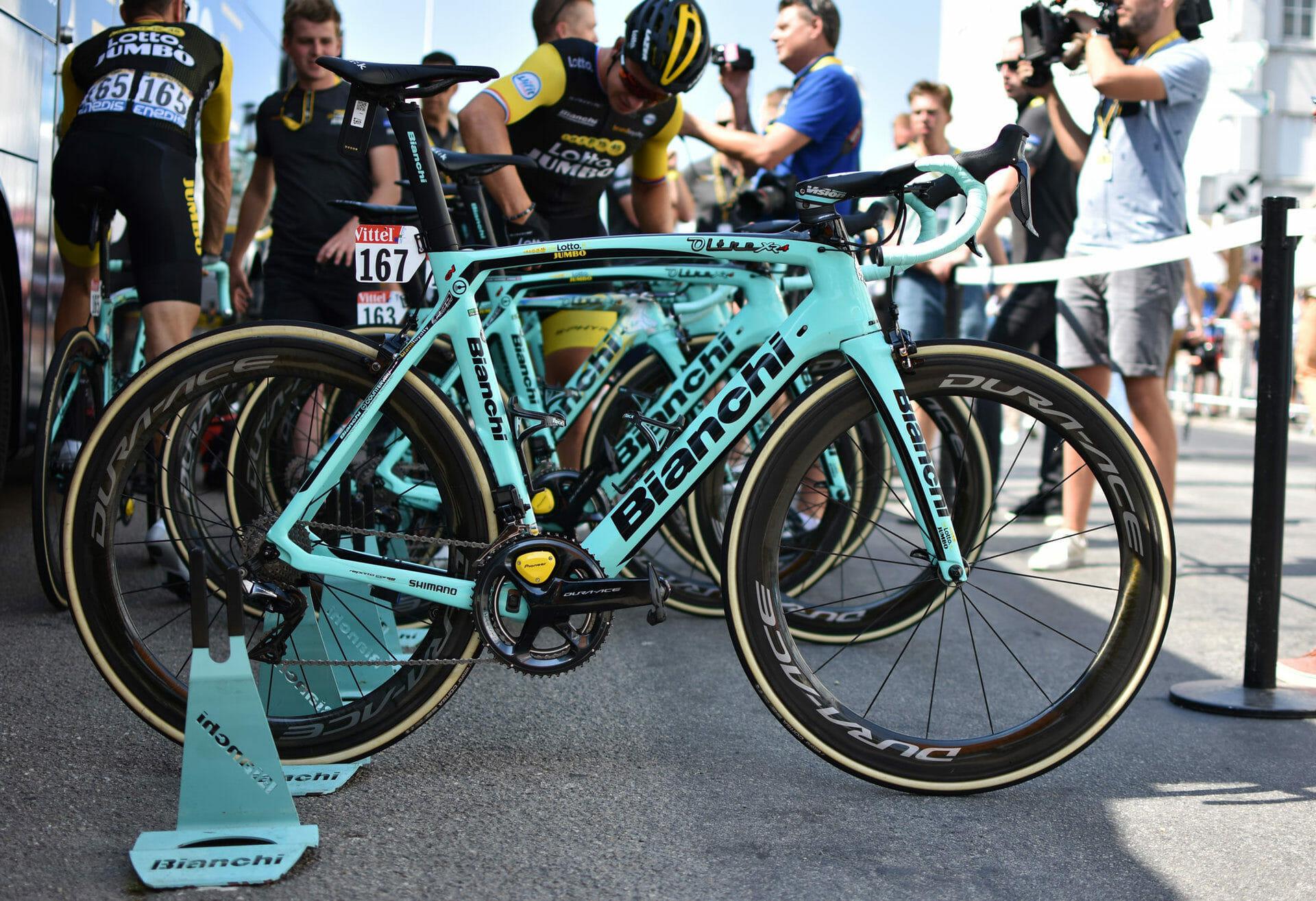 Beside Sport - Les plus beaux vélos du Tour de France 2018 -  -