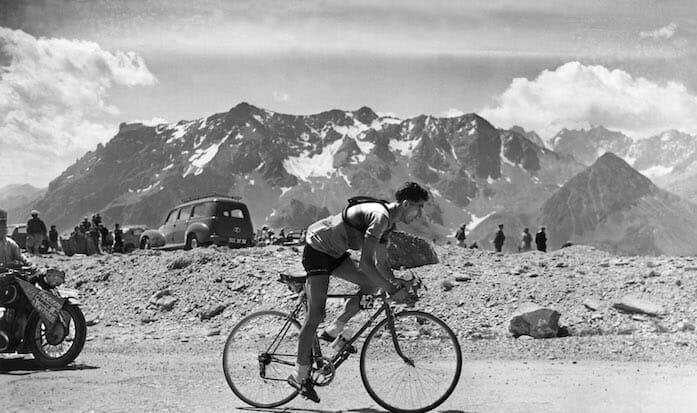 Beside Sport - Ces cyclistes qui ont fait l'histoire du maillot à pois -  -