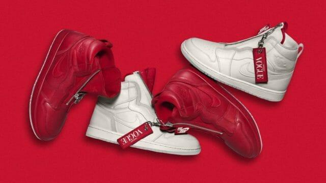 Des Air Jordan 1 inspirés par Anna Wintour