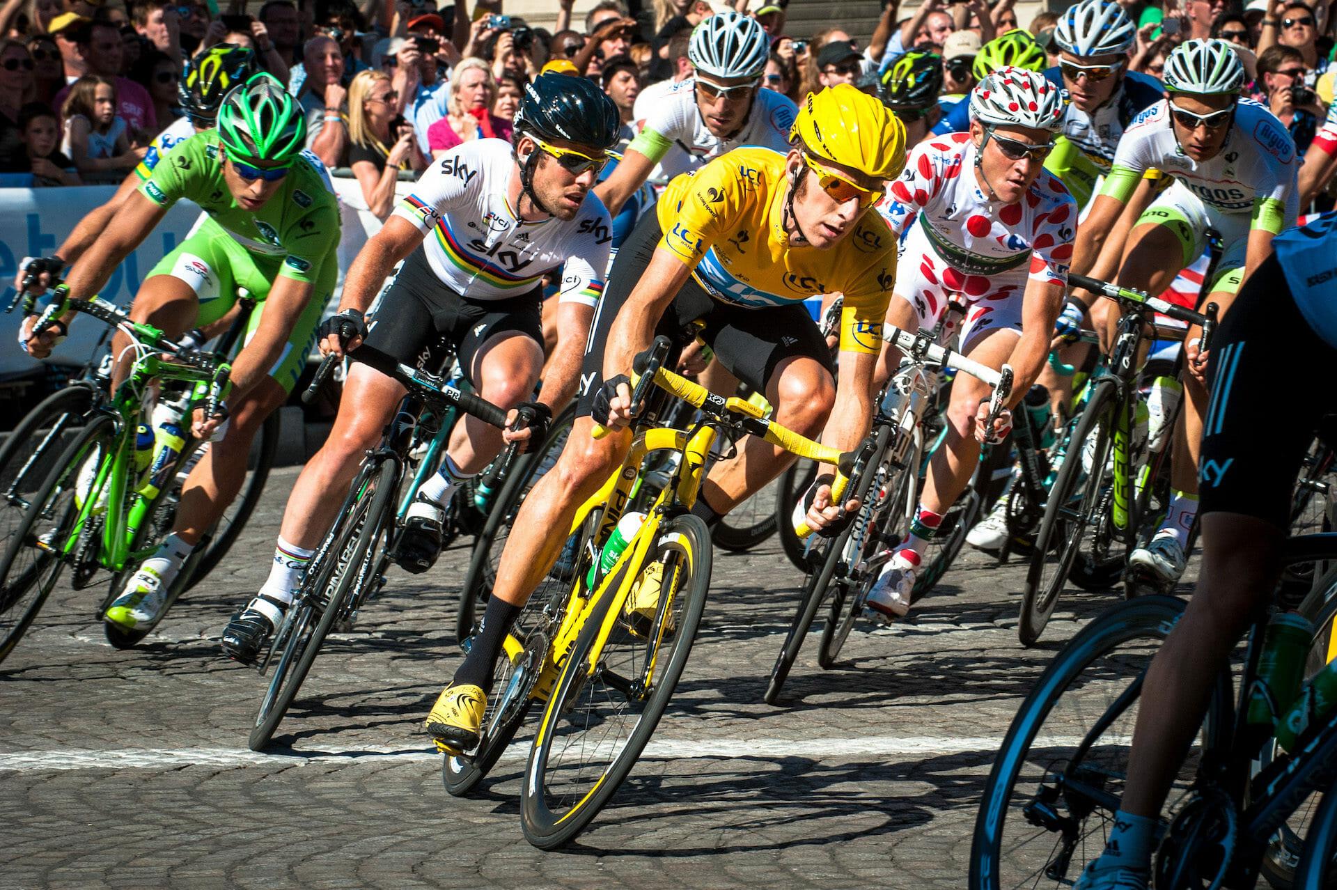 Le lexique du parfait fan de cyclisme pendant le Tour de France