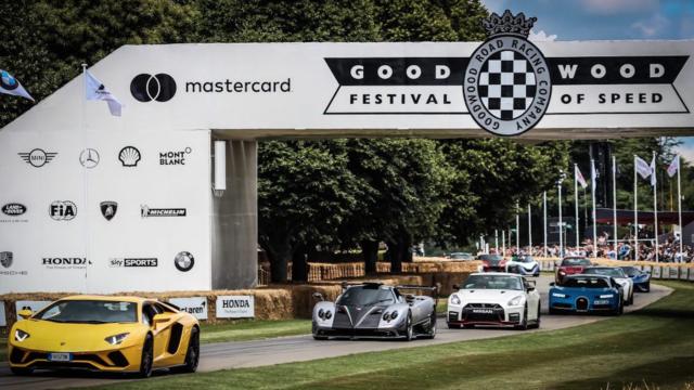 Festival de Goodwood, l'évènement automobile à ne pas louper
