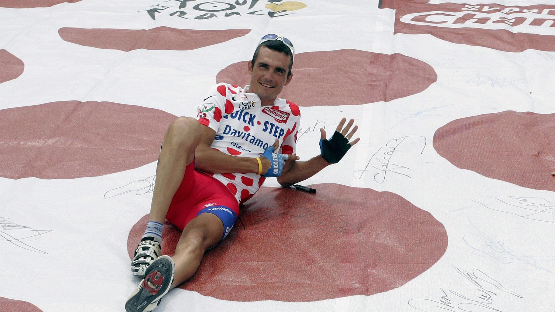 Ces cyclistes qui ont fait l'histoire du maillot à pois