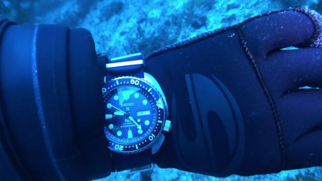 Beside Sport - 10 montres à moins de 500€ pour plonger -