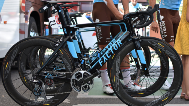 Beside Sport - Les plus beaux vélos du Tour de France 2018 -