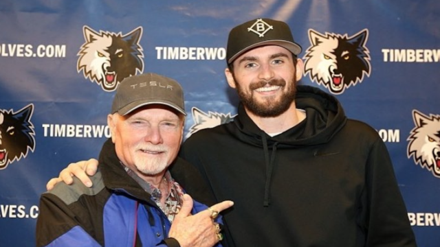 Beside Sport - L'oncle de Kevin Love est le co-fondateur des Beach Boys -