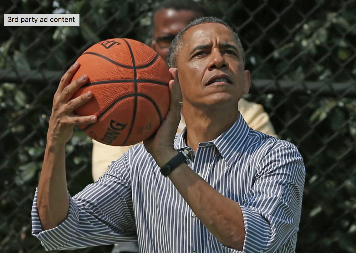 Beside Sport - Ces Présidents Américains pratiquant un sport -  -