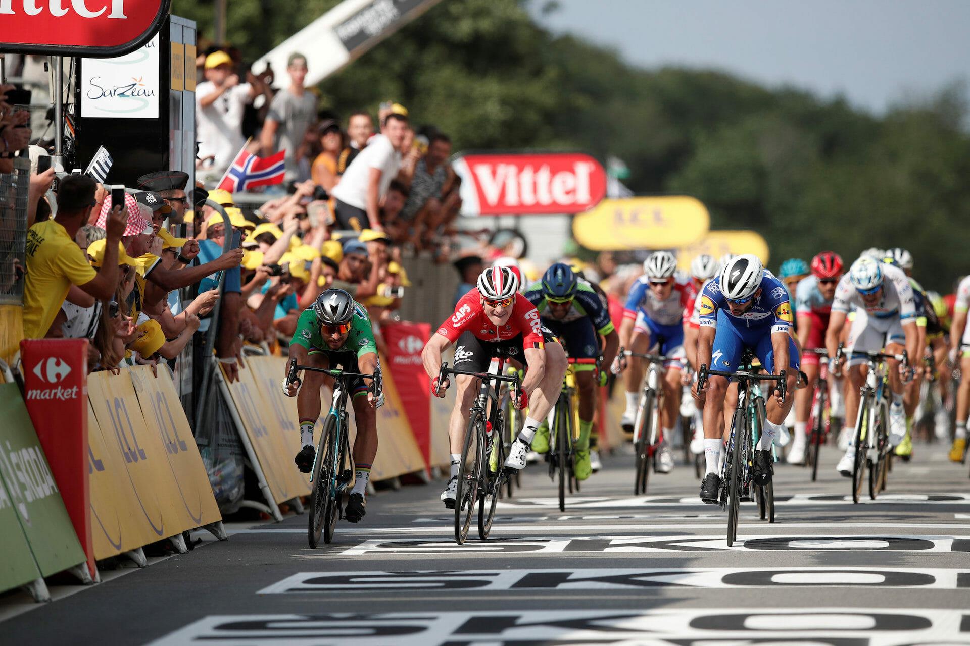 Beside Sport - Quels sont les profils des coureurs du Tour de France? -