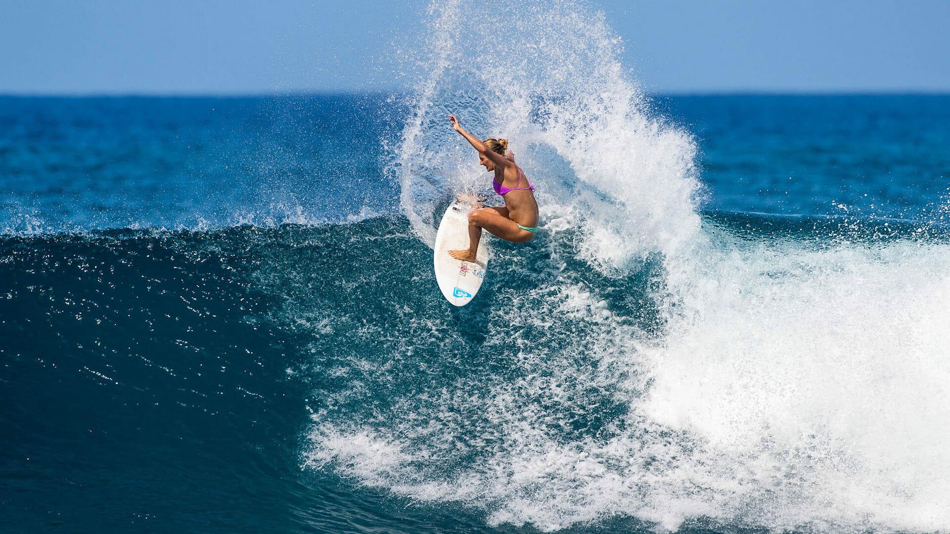 Les surfeuses à suivre sur instagram