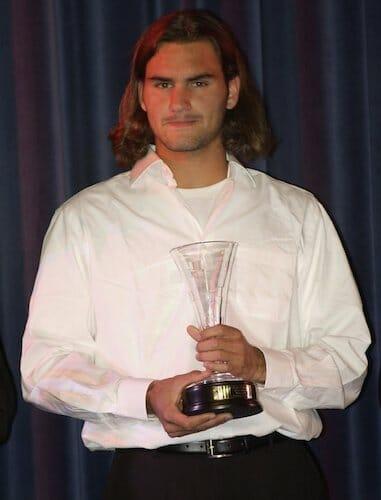 Beside Sport - L'évolution du style de Federer sur et en dehors des courts -  -