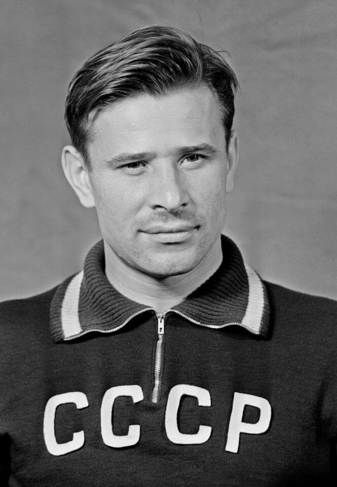 Beside Sport - Focus sur Lev Yachine alias «L'Araignée Noire» -  -