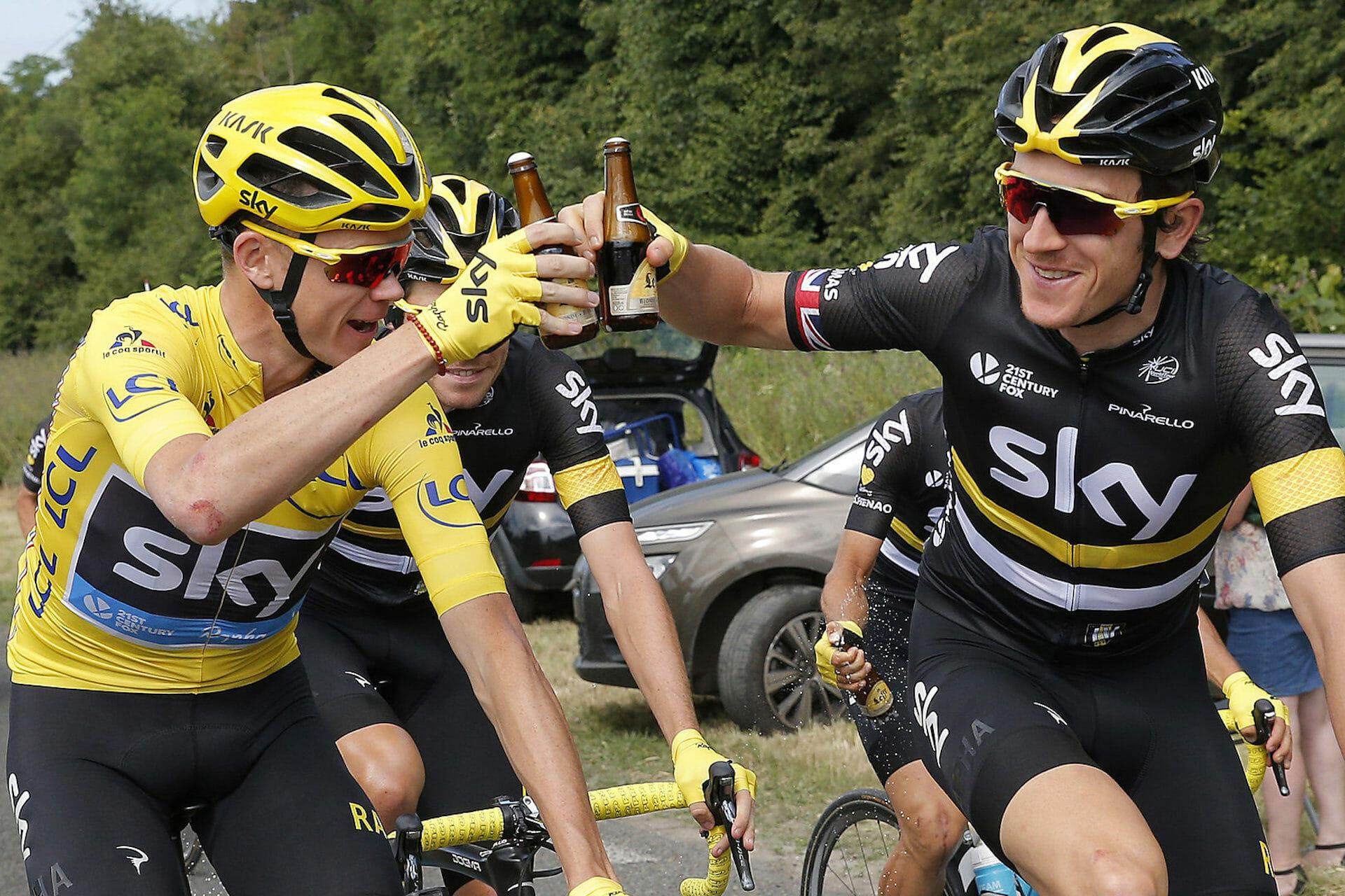 Quel est le régime alimentaire des coureurs du Tour de France?
