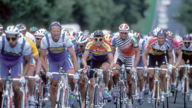 Beside Sport - Les maillots mythiques des équipes du Tour de France -